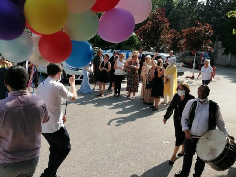 düğün davul zurna ekibi